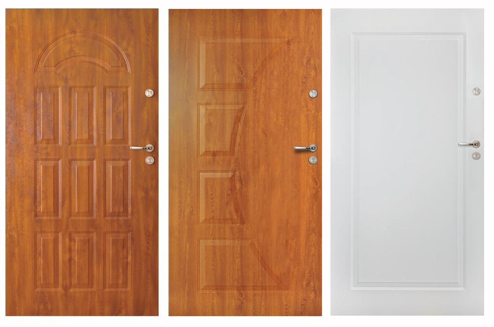 eingangst r haust r stahlt r wohnt r stahl t r jowisz voll 80 90 5 farben ebay. Black Bedroom Furniture Sets. Home Design Ideas