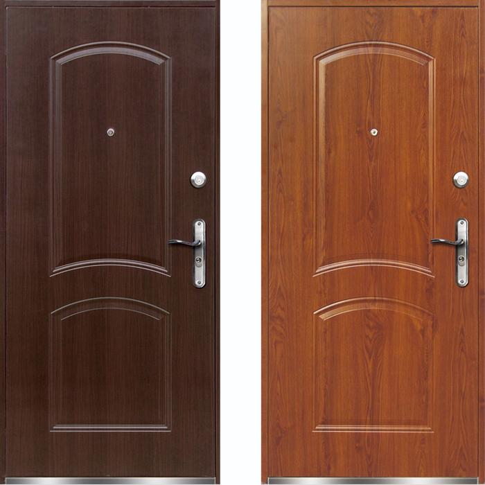 t r alba haust r eingangst r stahlt r 80 90 farbauswahl golden eiche wenge ebay. Black Bedroom Furniture Sets. Home Design Ideas
