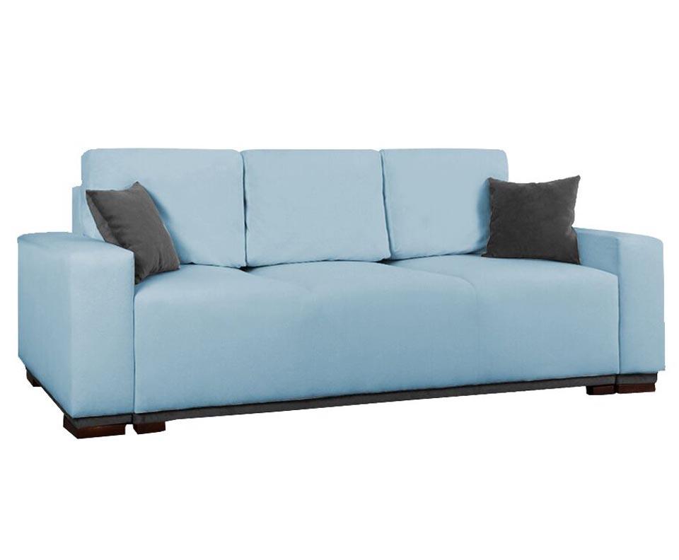 Sofa Couch Kissen Mit Schlaffunktion Dreisitzer Mit